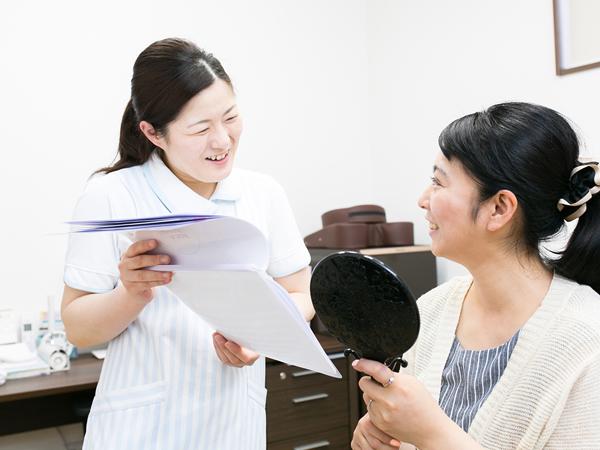 仙台のシミ治療_おくぐち皮ふ科
